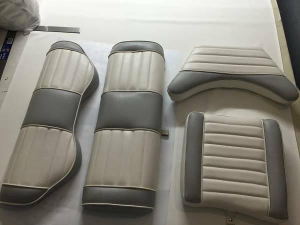 Newport Upholstery Custom Duffy Seats